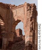 Ruins of a Kasbah, Telouet, Ouarzazate, Morocco (2012 год). Стоковое фото, агентство Ingram Publishing / Фотобанк Лори