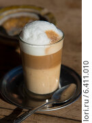 Glass of coffee, Medina, Marrakesh, Morocco. Стоковое фото, агентство Ingram Publishing / Фотобанк Лори