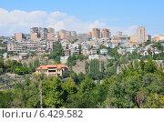 Купить «Виды города Еревана», фото № 6429582, снято 15 сентября 2014 г. (c) Овчинникова Ирина / Фотобанк Лори