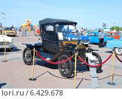 Старинный Ford T (2014 год). Редакционное фото, фотограф Ерёмин Никита / Фотобанк Лори