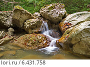 Кавказ река Аюк Краснодарский край. Стоковое фото, фотограф Roman.melnikeysk / Фотобанк Лори