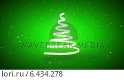 Купить «Ribbon swirling to form christmas tree shape», видеоролик № 6434278, снято 15 сентября 2019 г. (c) Wavebreak Media / Фотобанк Лори