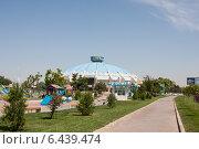 Купить «Ташкентский цирк», фото № 6439474, снято 2 августа 2014 г. (c) Мирсалихов Баходир / Фотобанк Лори