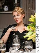 Купить «Рената Литвинова», фото № 6441314, снято 23 марта 2011 г. (c) Evgenia Shevardina / Фотобанк Лори