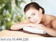 Купить «woman in spa», фото № 6444226, снято 22 июня 2013 г. (c) Syda Productions / Фотобанк Лори