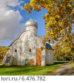 Купить «Церковь святого Власия», фото № 6476782, снято 16 июня 2019 г. (c) Зезелина Марина / Фотобанк Лори