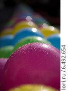 Воздушные шары. Стоковое фото, фотограф Роман Полубояров / Фотобанк Лори