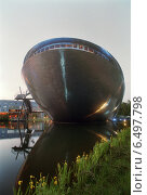 The Universum Science Center in Bremen, Germany (2006 год). Редакционное фото, агентство Caro Photoagency / Фотобанк Лори