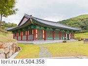 Купить «Исторический музей замка Тоннэ в Пусане, Южная Корея», фото № 6504358, снято 25 сентября 2014 г. (c) Иван Марчук / Фотобанк Лори