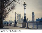 Купить «Big Ben and Houses of parliament, London», фото № 6506478, снято 24 марта 2019 г. (c) Sergey Borisov / Фотобанк Лори
