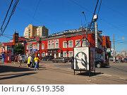 Купить «Театр на Таганке, Москва», эксклюзивное фото № 6519358, снято 3 июля 2009 г. (c) lana1501 / Фотобанк Лори