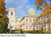 Купить «Александро-Невская лавра», фото № 6534662, снято 11 октября 2014 г. (c) Овчинникова Ирина / Фотобанк Лори