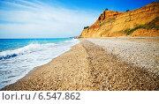 Купить «Пляж Любимовка», фото № 6547862, снято 31 мая 2012 г. (c) Газизов Ильнар / Фотобанк Лори