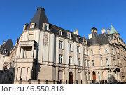 Люксембург (2014 год). Стоковое фото, фотограф Татьяна Крамаревская / Фотобанк Лори