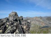 Баргузинский хребет, озеро Байкал. Стоковое фото, фотограф Пыткина Альбина / Фотобанк Лори