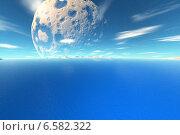 Купить «Чужая дикая планета», иллюстрация № 6582322 (c) Parmenov Pavel / Фотобанк Лори