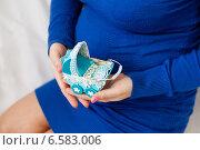 Беременность. Стоковое фото, фотограф Анна Алексеенко / Фотобанк Лори