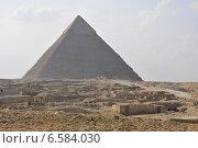 Пирамида (2014 год). Редакционное фото, фотограф Николай Михайловский / Фотобанк Лори