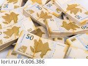 Купить «Stack of money in business concept», фото № 6606386, снято 13 января 2014 г. (c) Elnur / Фотобанк Лори