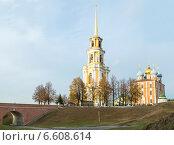 Рязань. Рязанский кремль (2014 год). Редакционное фото, фотограф Владимир Макеев / Фотобанк Лори
