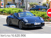 Купить «Porsche 991 911», фото № 6620906, снято 3 августа 2014 г. (c) Art Konovalov / Фотобанк Лори