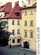 Чехия, Прага, площадь. Редакционное фото, фотограф Виноградова Вероника / Фотобанк Лори