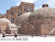 Купить «Серные бани в Тбилиси (Абанотубани). Грузия», фото № 6644550, снято 9 августа 2013 г. (c) Олег Хархан / Фотобанк Лори