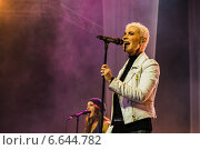 Купить «Концерт группы Roxette в Магнитогорске», фото № 6644782, снято 7 ноября 2014 г. (c) Василий Уринцев / Фотобанк Лори