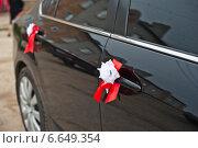 Украшение машины (2013 год). Редакционное фото, фотограф Алёна Замотаева / Фотобанк Лори