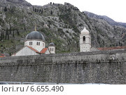Черногория, Котор (2011 год). Стоковое фото, фотограф Комиссаров Андрей / Фотобанк Лори