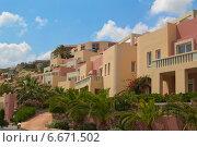 Отель Athina Palace Resort. Греция, Крит. (2014 год). Редакционное фото, фотограф Косоуров Юрий / Фотобанк Лори