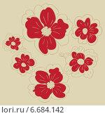 Купить «Цветы», иллюстрация № 6684142 (c) Анна Павлова / Фотобанк Лори