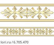 Купить «Золотой узор», иллюстрация № 6705470 (c) Голубев Андрей / Фотобанк Лори