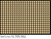 Купить «Золотистая металлическая поверхность», иллюстрация № 6705562 (c) Голубев Андрей / Фотобанк Лори