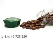 Кофе. Стоковое фото, фотограф Владимир Косьяненко / Фотобанк Лори
