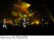 Купить «Группа Крематорий», фото № 6732670, снято 28 ноября 2014 г. (c) Галина Попова / Фотобанк Лори