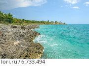 Купить «Карибское море. Куба», фото № 6733494, снято 17 июня 2014 г. (c) Александр Овчинников / Фотобанк Лори