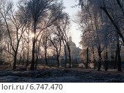 Императорский путевой дворец в Твери (2014 год). Стоковое фото, фотограф Инна Остановская / Фотобанк Лори