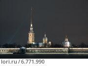 Петропавловская крепость (2014 год). Редакционное фото, фотограф Михаил Серов / Фотобанк Лори