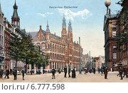 Купить «Почтамт в Амстердаме. Голландия», фото № 6777598, снято 27 мая 2019 г. (c) Юрий Кобзев / Фотобанк Лори