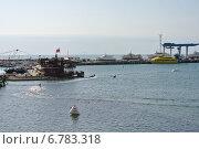 "Купить «Морской клуб ""Капитан"" в городе-курорте Анапа», фото № 6783318, снято 31 мая 2014 г. (c) Елена Александрова / Фотобанк Лори"