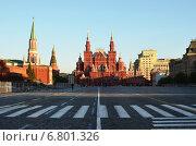 Государственный Исторический музей на Красной площади (2014 год). Стоковое фото, фотограф Юлия Сагитова / Фотобанк Лори