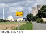 Emmerthal, Germany, the Grohnde (2010 год). Редакционное фото, агентство Caro Photoagency / Фотобанк Лори