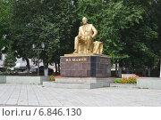 Купить «Памятник В.Д.Шашину. Лениногорск», фото № 6846130, снято 28 августа 2014 г. (c) александр афанасьев / Фотобанк Лори