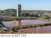 Очистные сооружения водоотлива закрытой шахты. Стоковое фото, фотограф Сергей Горохов / Фотобанк Лори
