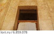 Купить «Роспись на стенах храма, Луксор», видеоролик № 6859078, снято 1 января 2015 г. (c) Михаил Коханчиков / Фотобанк Лори