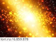 Яркие блики и вспышка. Стоковая иллюстрация, иллюстратор Игорь Чайковский / Фотобанк Лори