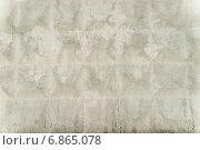 Бетонная стена, фон. Стоковое фото, фотограф Андрей Семин / Фотобанк Лори