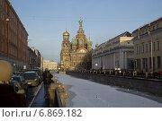 Спас-на-крови. Санкт-Петербург (2015 год). Редакционное фото, фотограф Геннадий Машанин / Фотобанк Лори