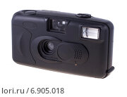 Купить «Мыльница. Старый плёночный фотоаппарат.», фото № 6905018, снято 2 января 2015 г. (c) Литвяк Игорь / Фотобанк Лори